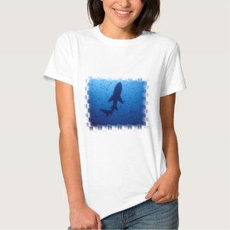 Shark Attack Ladies T-Shirt