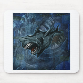 Shark Attack! Mouse Pads