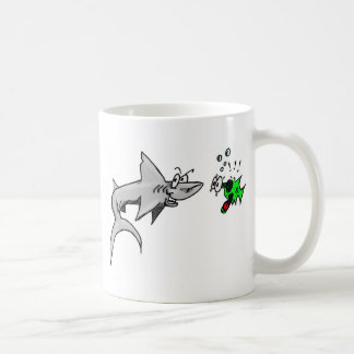 Shark Attack Coffee Mugs