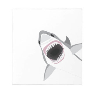 Shark Attack Notepad