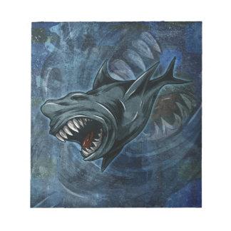 Shark Attack Memo Pads
