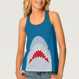 Shark Attack Tank Top