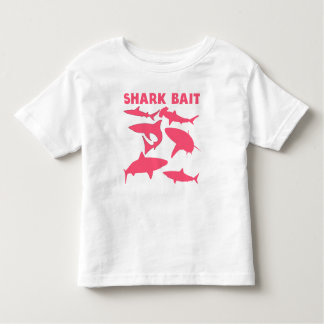 Shark Bait Toddler T-Shirt