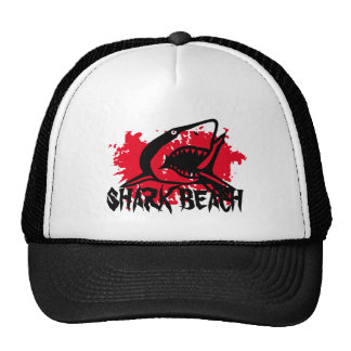 Shark Beach Cap