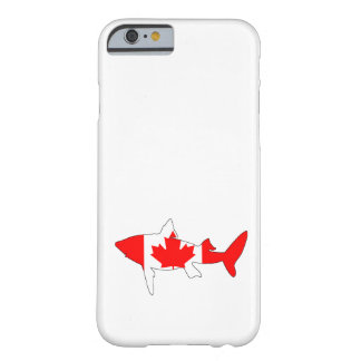 Shark Canada Barely There iPhone 6 Case