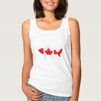 Shark Canada Singlet