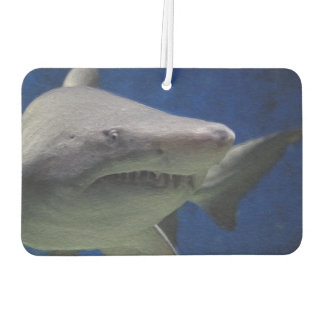 Shark Car Air Freshener. Car Air Freshener