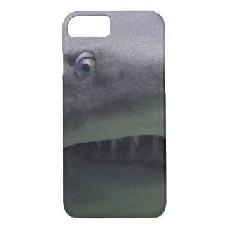Shark Close Up iPhone 8/7 Case