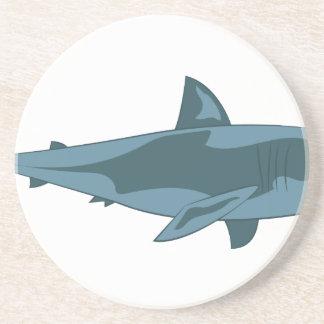 Shark Coaster