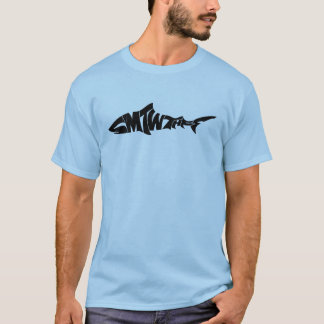 Shark Days of the Week T-Shirt