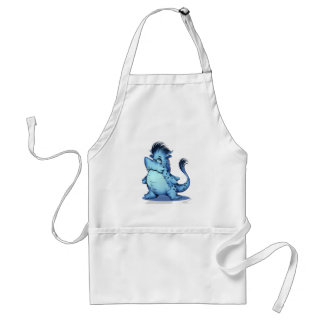 SHARK FISH ALIEN MONSTER STANDARD EPRON STANDARD APRON