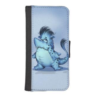 SHARK FISH CARTOON iPhone 5/5s Wallet Case
