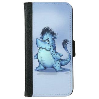 SHARK FISH CARTOON iPhone 6/6s Wallet Case