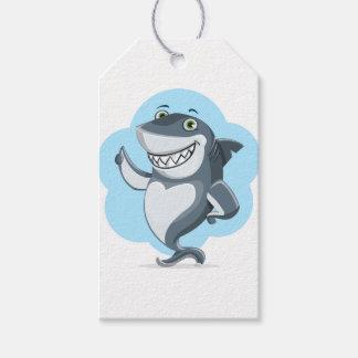 Shark Fish Swim Home Personalize Destiny Destiny'S Gift Tags