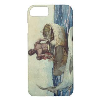 Shark Fishing - Homer Winslow 1885 iPhone 8/7 Case