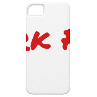 Shark Food Red Barely There iPhone 5 Case