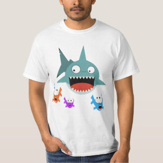 Shark Fun Men's Value T-Shirt