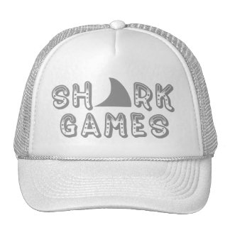 Shark Games Cap