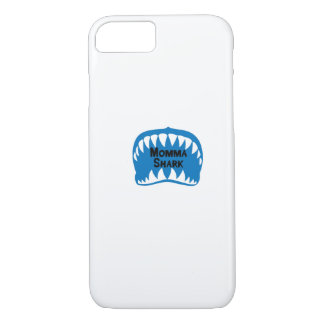 Shark  Gift for Mom Mothers Womes iPhone 8/7 Case