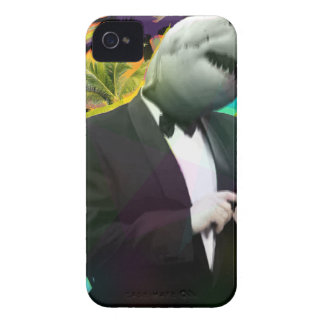 SHARK GUY Case-Mate iPhone 4 CASES
