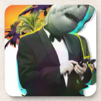 SHARK GUY COASTER