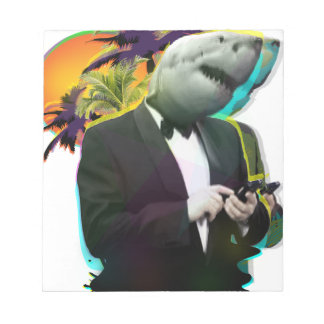 SHARK GUY NOTEPAD