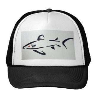 Shark Trucker Hats