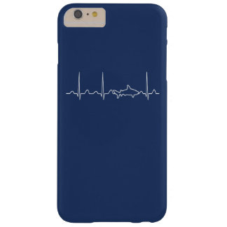 Shark Heartbeat Barely There iPhone 6 Plus Case