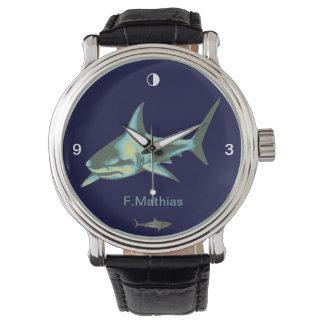 shark hour watch