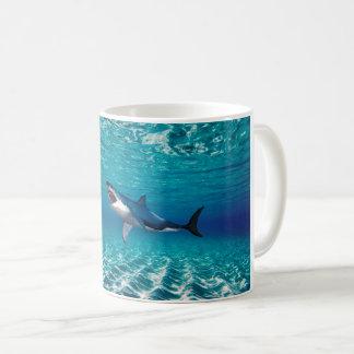 Shark image for Classic White Mug