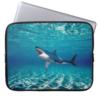 Shark image for Neoprene Laptop Sleeve 15""