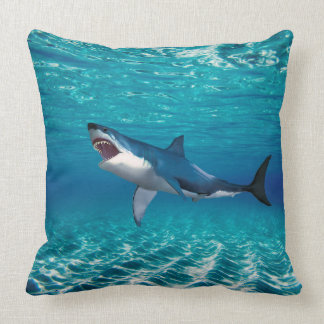 Shark image for Throw Pillow