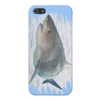 Shark in water case for iPhone 5/5S
