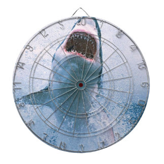 Shark jump dartboard