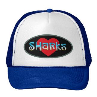 Shark Lover Cap