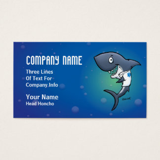 Shark Medical Healthcare Business Cards