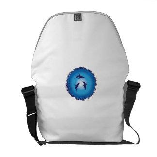 shark messenger bag