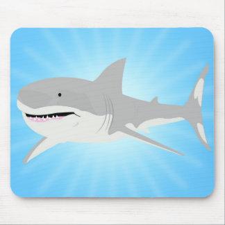 Shark Mousemats