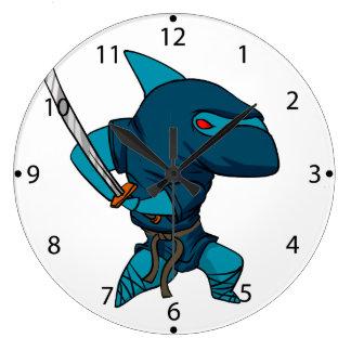Shark ninja large clock