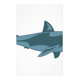 Shark Personalised Stationery
