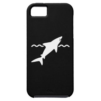 Shark Pictogram iPhone 5 Case