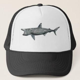 Shark pilgrim trucker hat