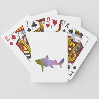 Shark Playing Cards