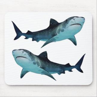 Shark Rally Mouse Pad