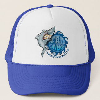Shark's Point Trucker Hat