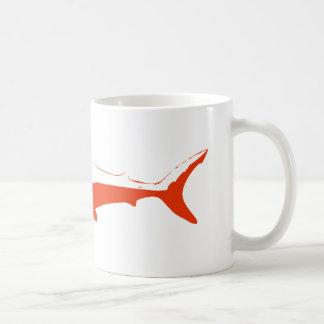 Shark, so hug me! coffee mug