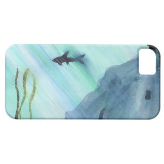 Shark Swimming Case For The iPhone 5