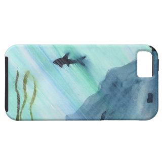 Shark Swimming iPhone 5 Case