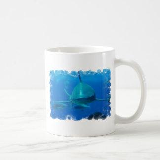 Shark Underwater Mug
