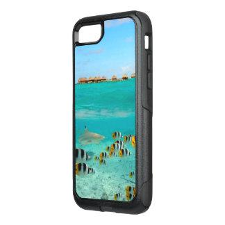 Shark underwater waterproof iPhone 7 case